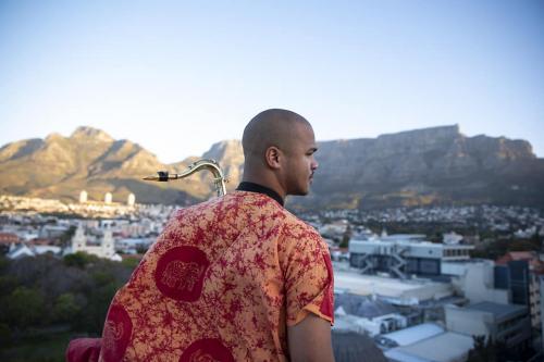 Cape Town saxophonist